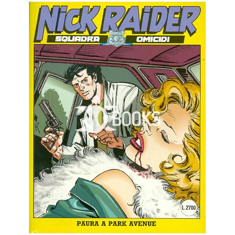 Nick Raider - numero 83