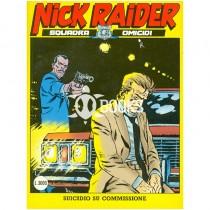 Nick Raider - numero 96