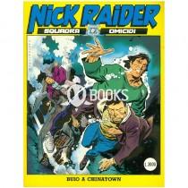 Nick Raider - numero 102