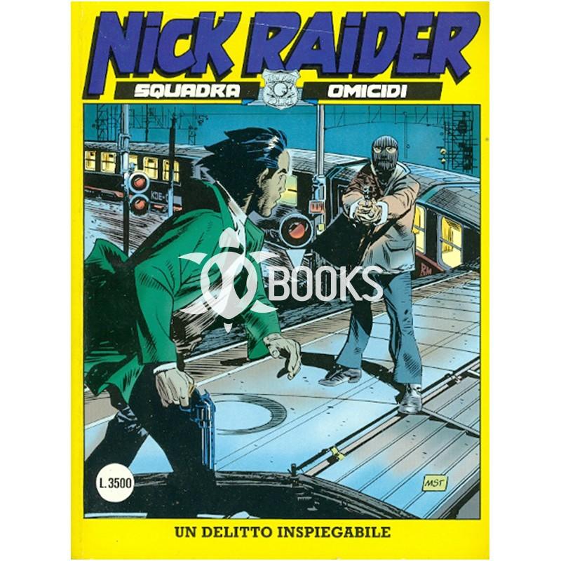 Nick Raider - numero 117