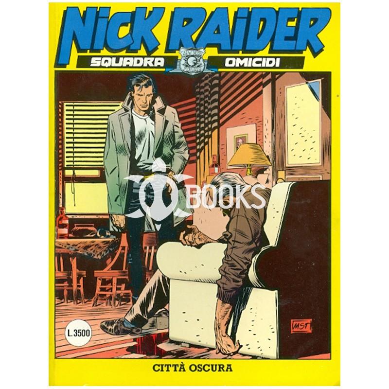Nick Raider - numero 119