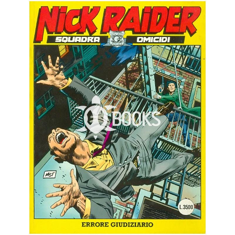 Nick Raider - numero 120