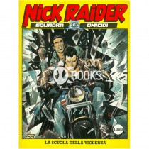 Nick Raider - numero 135