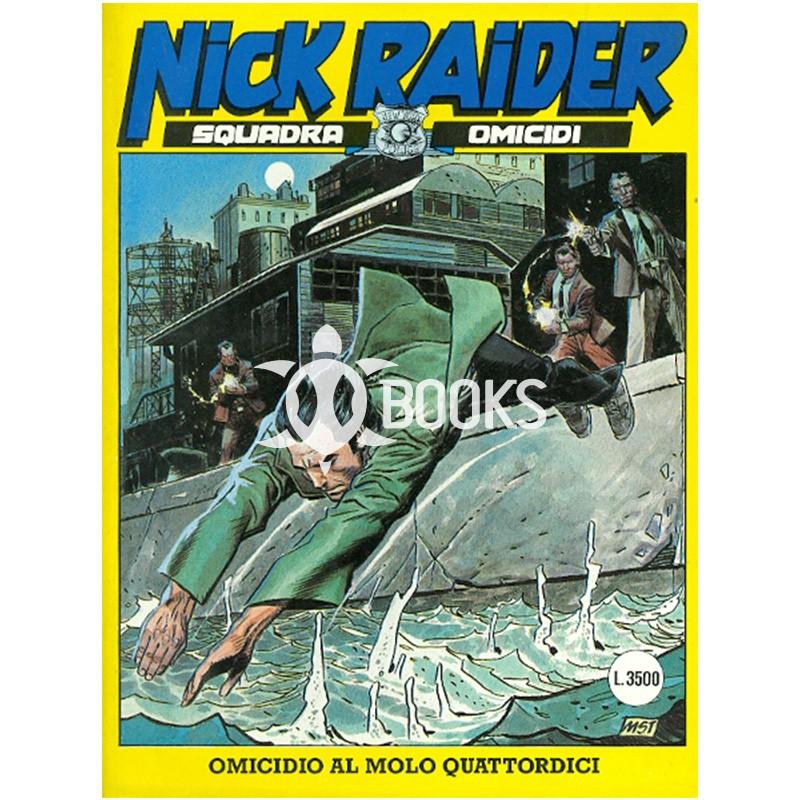 Nick Raider - numero 136