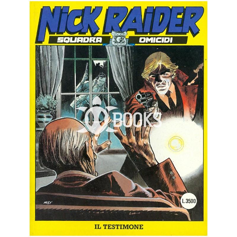 Nick Raider - numero 137