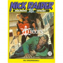 Nick Raider - numero 141