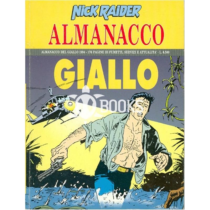 almanacco del giallo - 1994