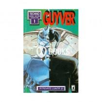 Guyver - numero 1