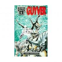 Guyver - numero 5