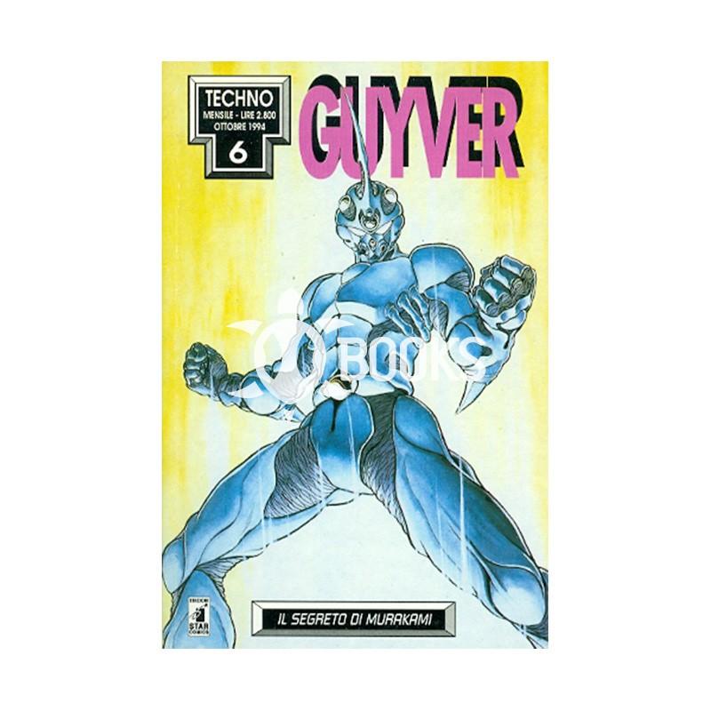 Guyver - numero 6