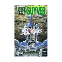 Guyver - numero 14