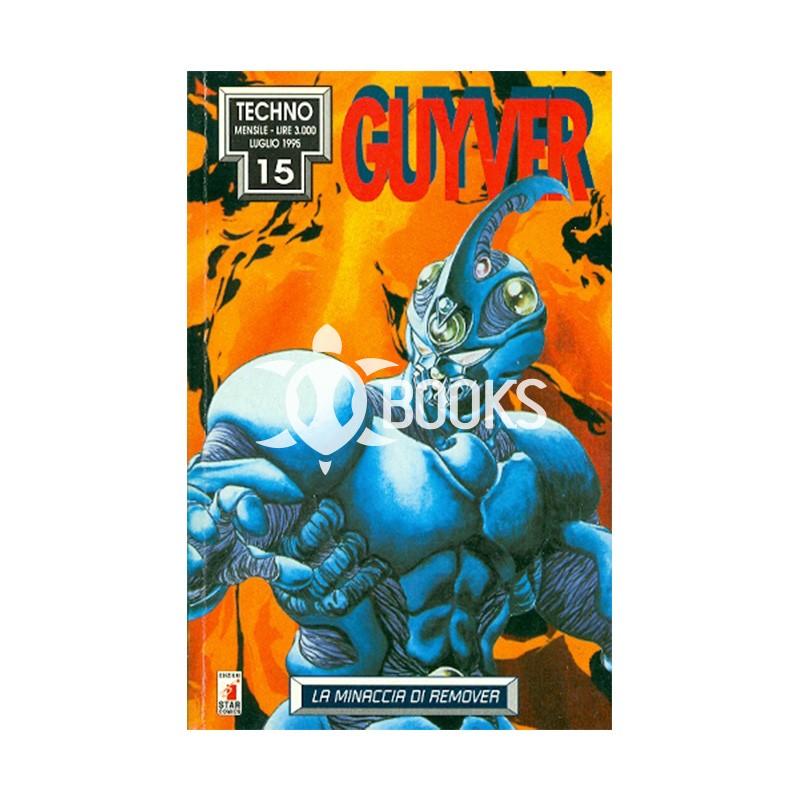 Guyver - numero 15