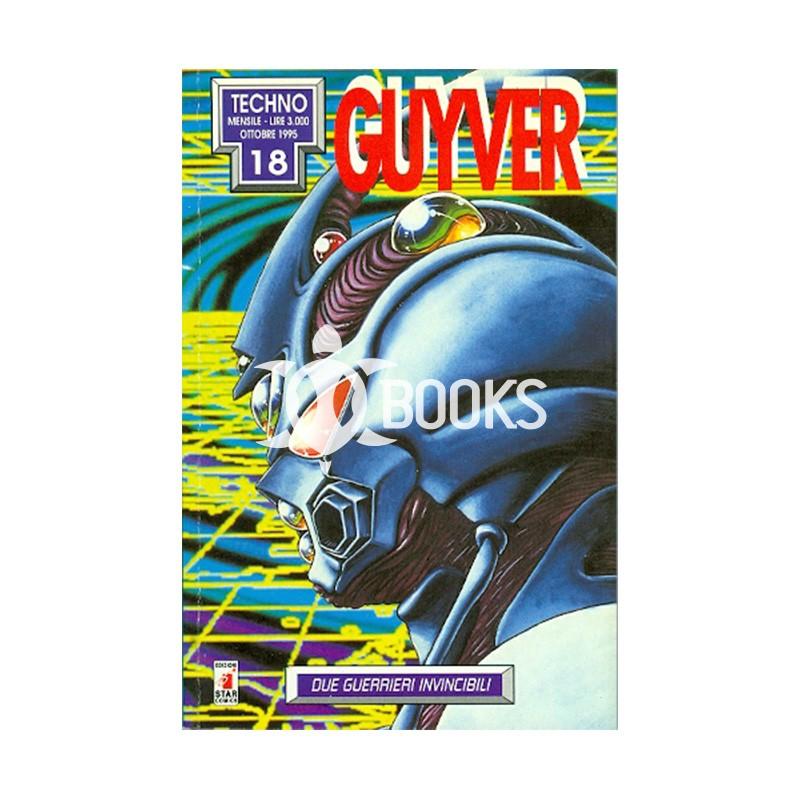 Guyver - numero 18