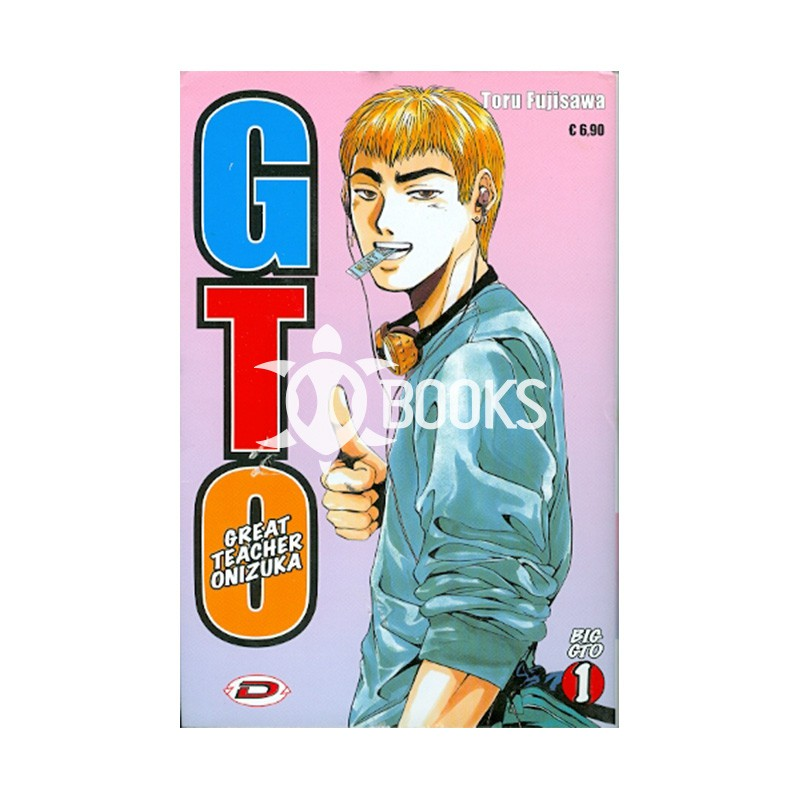 Great Teacher Onizuka - GTO - numero 1