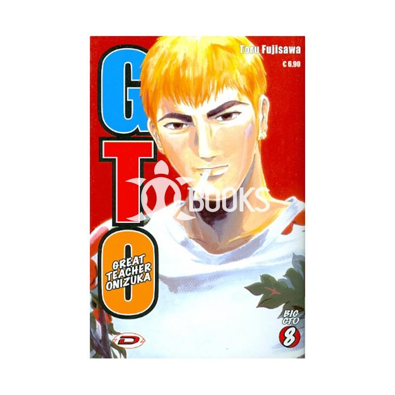 Great Teacher Onizuka - GTO - numero 8