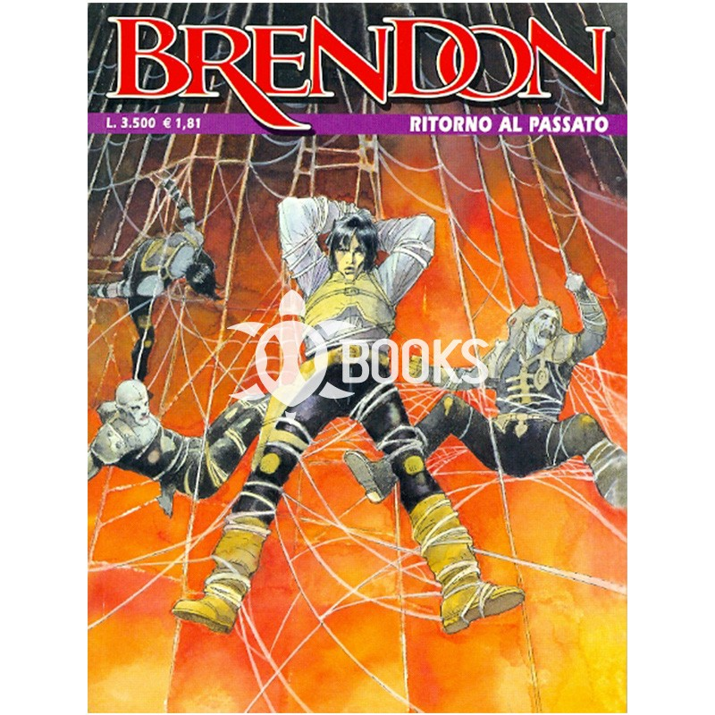 Brendon - numero 11