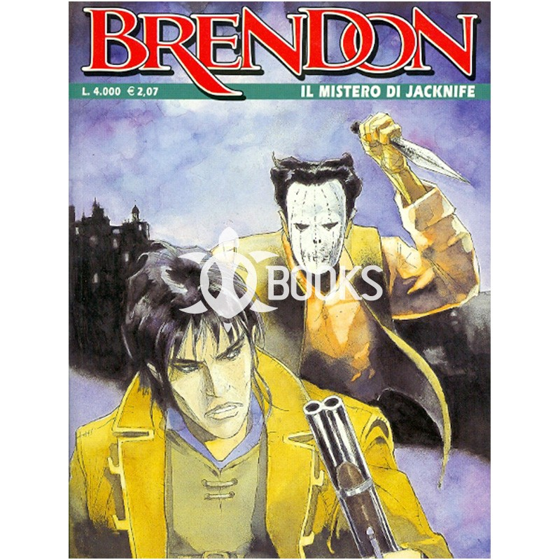 Brendon - numero 19