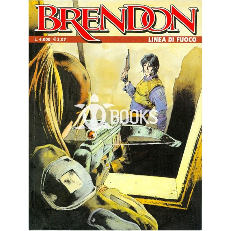 Brendon - numero 21