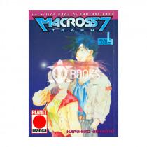 Macross 7 TRASH n° 4