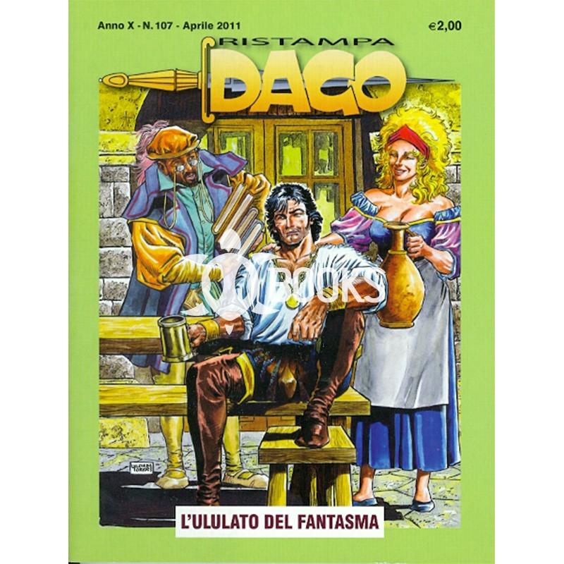 Dago - Ristampa numero 107