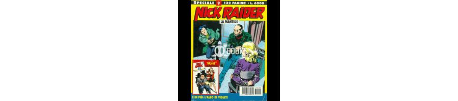 Nick Raider albi speciali
