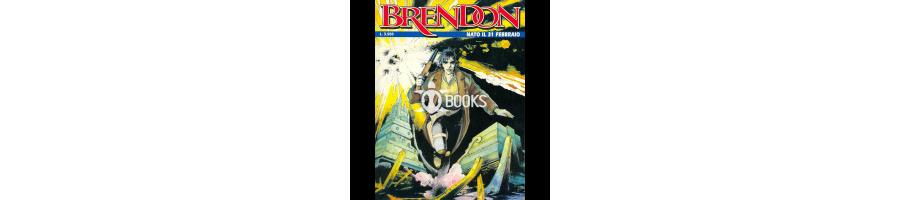 Brendon - Tutti i numeri del fumetto edito da Sergio Bonelli Editore